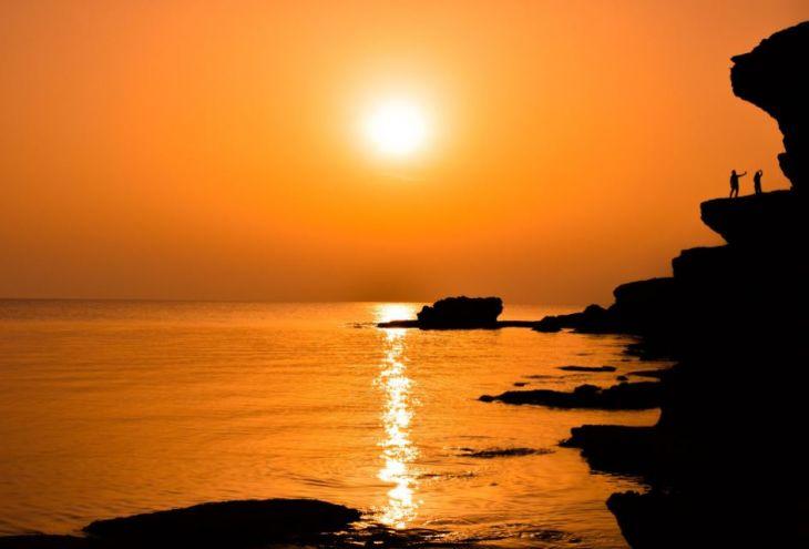 Сентябрь прощается с Кипром 40-градусной жарой