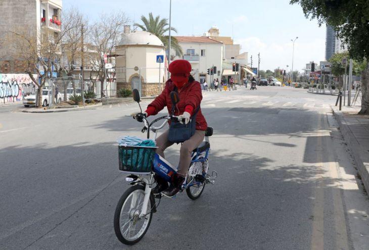 С 31 марта выходить из дома на Кипре можно будет только раз в сутки