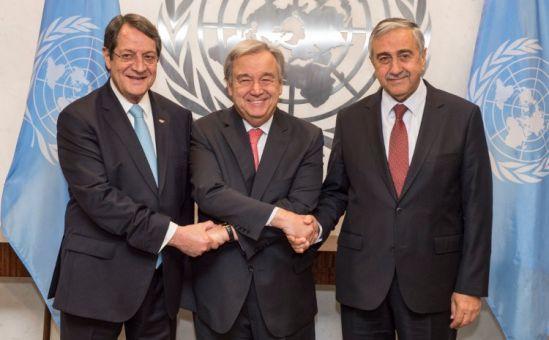 Еще одна конференция по кипрскому вопросу - Вестник Кипра