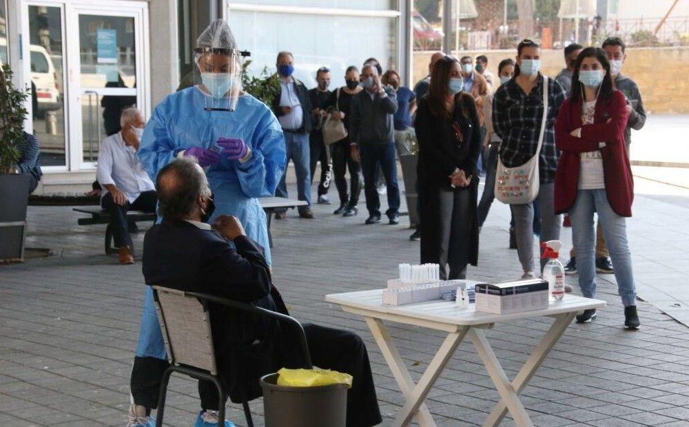 Кипр стал жертвой массового тестирования - Вестник Кипра