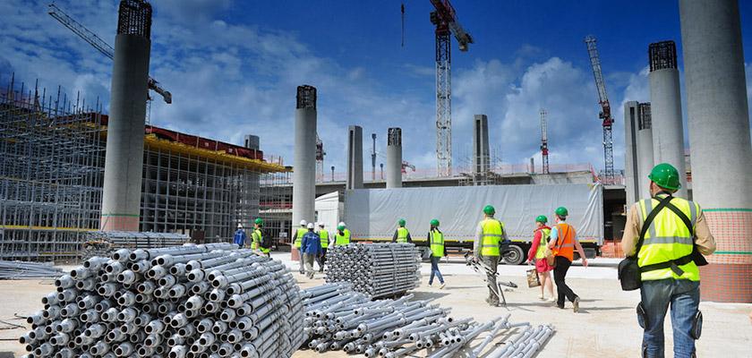 Годовой рост числа выданных разрешений на строительство на Кипре | CypLIVE