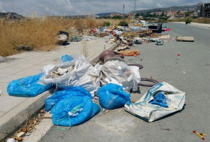74 инспектора сделают Кипр чище. Они будут выписывать штрафы до 4000 евро