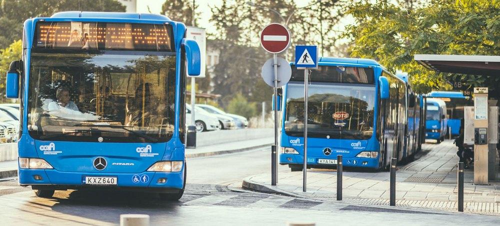 Ларнака лишится автобусов - Вестник Кипра