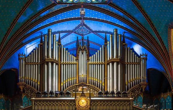 Фестиваль органной музыки на Кипре