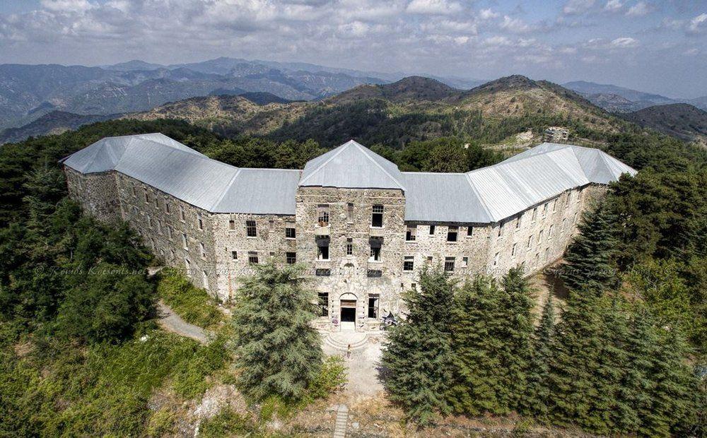 Отель «Беренгария» восстановят? - Вестник Кипра