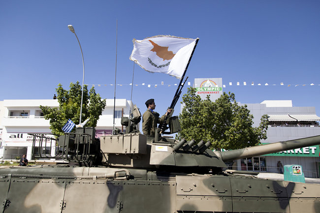 Российские военные инспекторы посетят военный объект на Кипре
