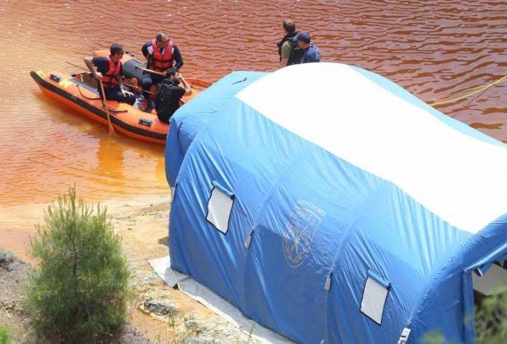 Маркос Транголас: мы верим, что найдем третий чемодан в «кровавом» озере