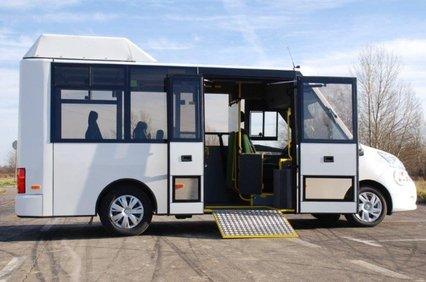 Первый электрический автобус на Кипре