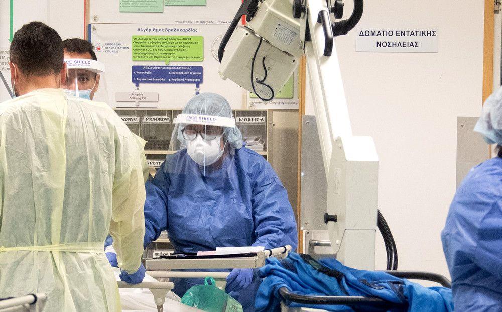 На Кипре могут открыть вторую больницу для больных Covid-19 - Вестник Кипра