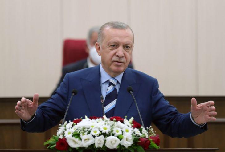 Эрдоган: «На этом острове есть два отдельных государства и народа»