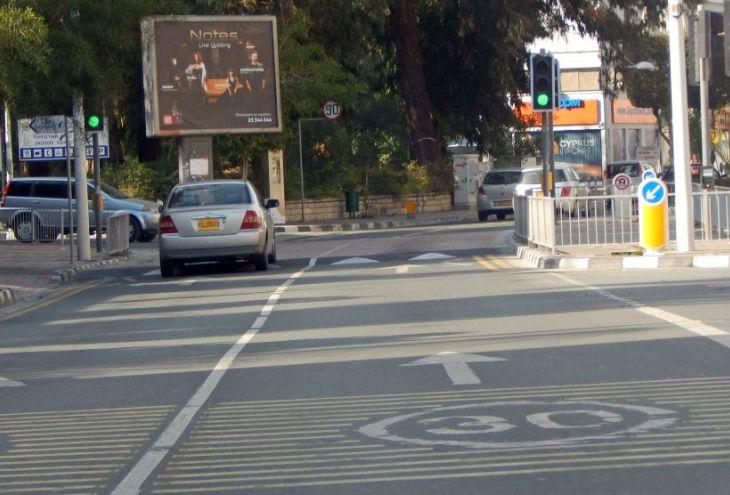 За восемь лет на Кипре появились 518 «лежачих полицейских»
