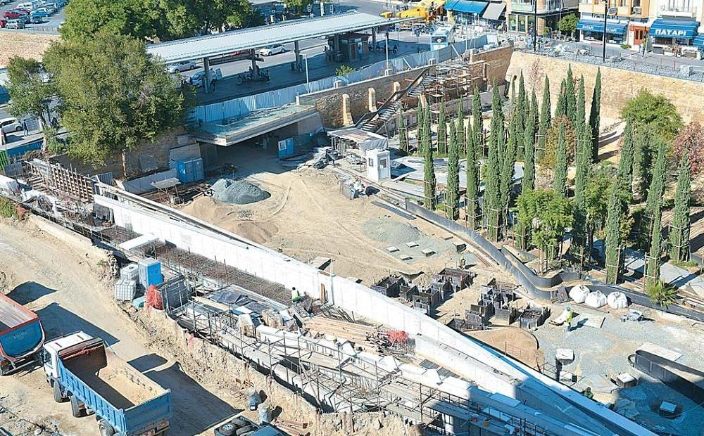 Площадь Элефтериас станет пешеходной - Вестник Кипра