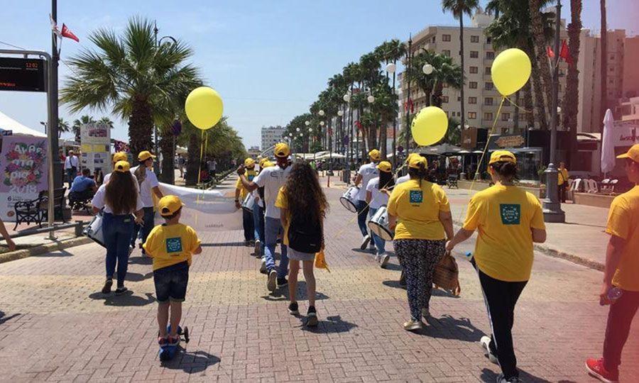 Всекипрская акция против рака. История движения. - Вестник Кипра