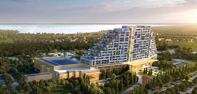 Казино на Кипре получило название – «City of Dreams Mediterranean» | CypLIVE