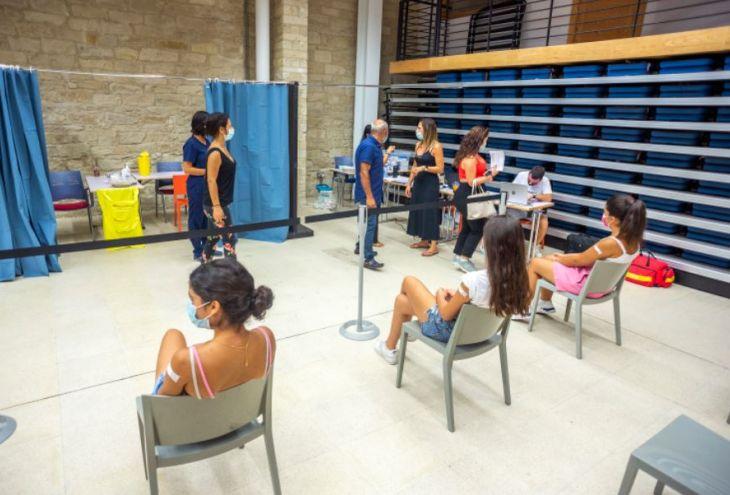 С 11 сентября центры вакцинации на Кипре будут открыты и по субботам