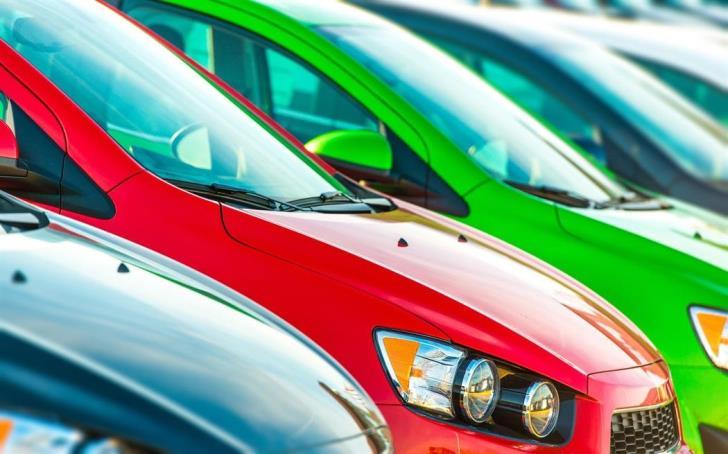 Регистрация автомобилей снизилась на 5,8%