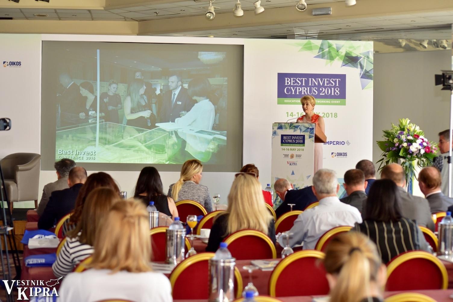 Участники конференция BEST INVEST обсудили тренды и перспективы кипрской экономики - Вестник Кипра