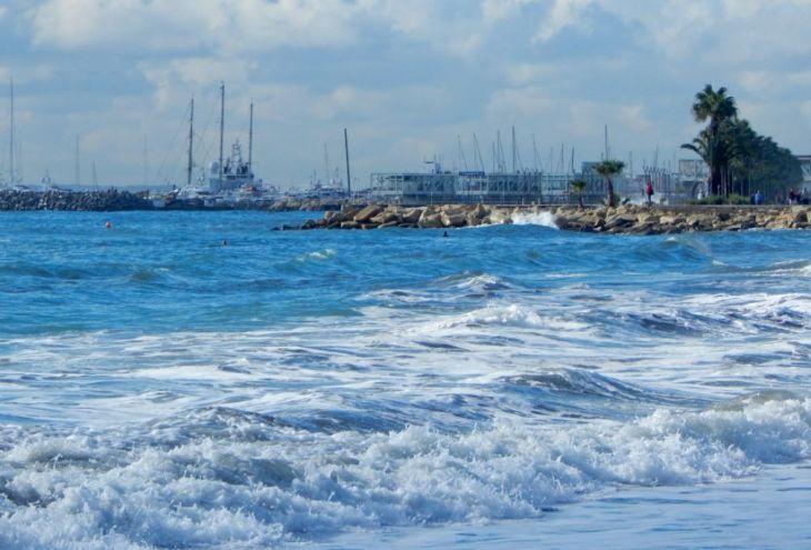 Кипрские синоптики обещают похолодание, дожди и грозы