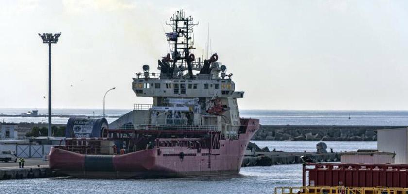 В Лимассол прибыло исследовательское судно Exxon Mobil | CypLIVE