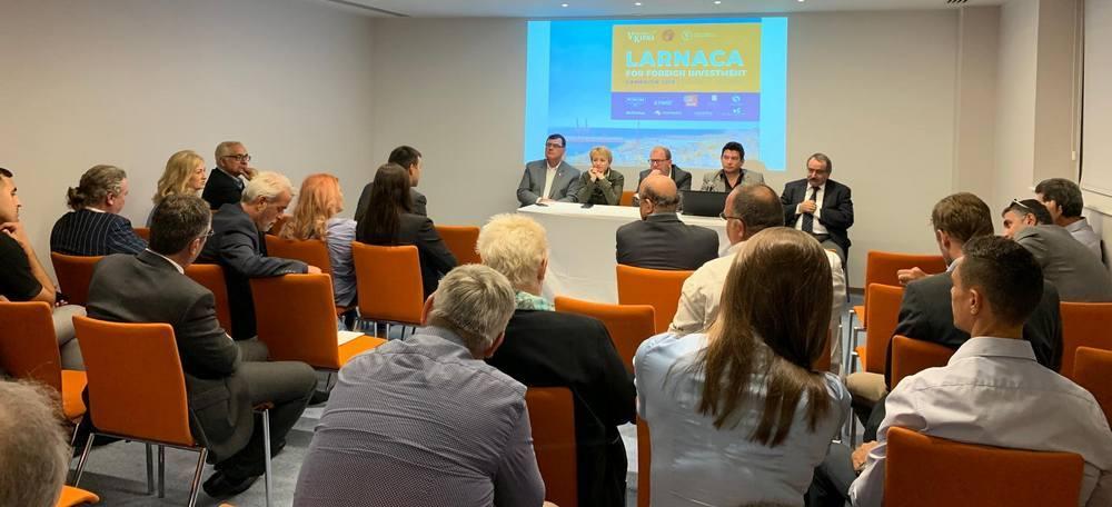 Ларнака — платформа для иностранных инвестиций - Вестник Кипра