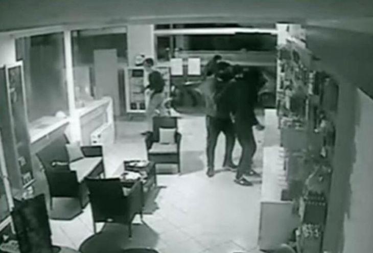 Банда воров с севера Кипра уже полгода взламывает магазины на юге острова (видео)