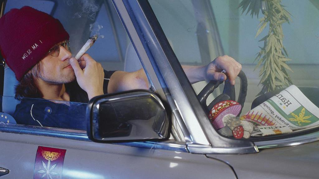 Наркоманов на рулем на дорогах Кипра всё больше