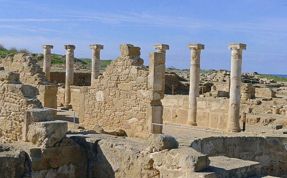 Археологический парк Пафоса модернизируют - Вестник Кипра