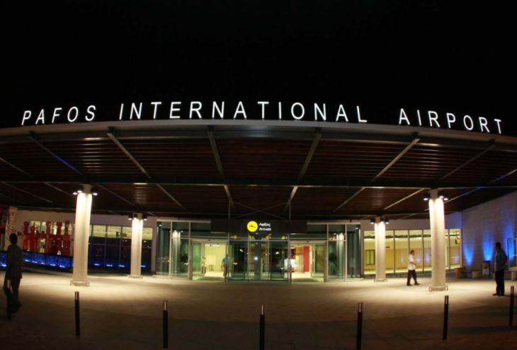В аэропорту Пафоса задержан россиянин, которого ищут власти РФ