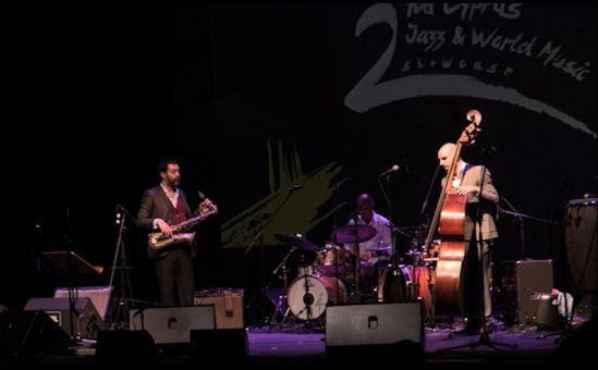 Международный джазовый фестиваль в Лимассоле