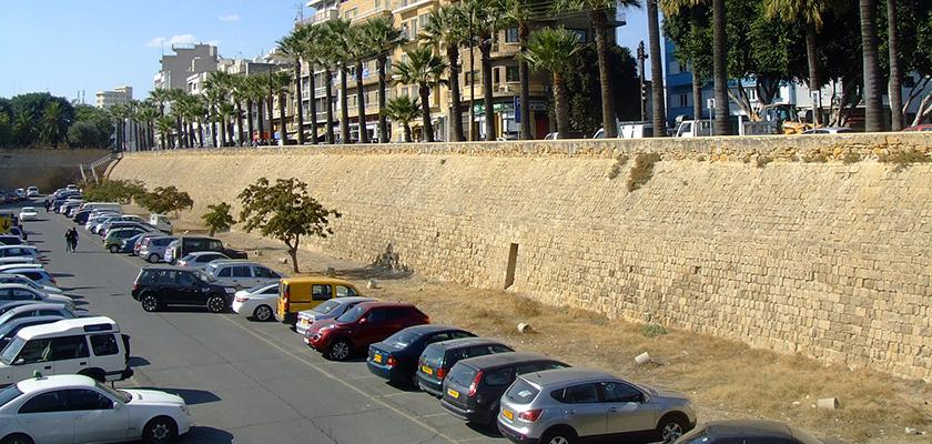 Бесплатные парковки в Никосии | CypLIVE
