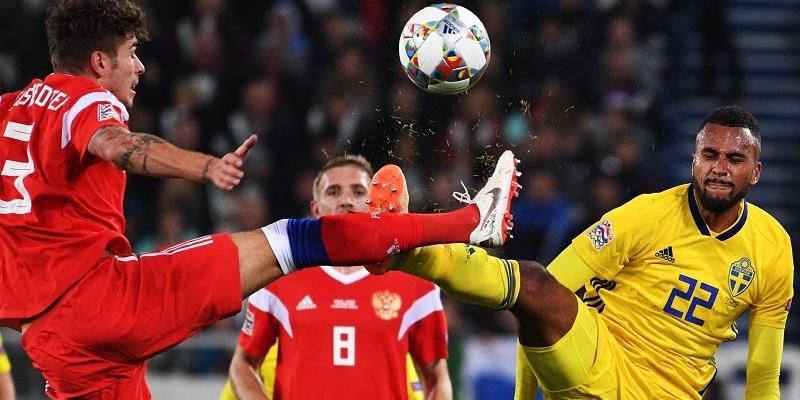 Футбольный матч Россия — Швеция может пройти на Кипре