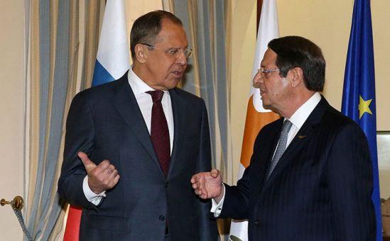 Сергей Лавров завершил визит на Кипр - Вестник Кипра