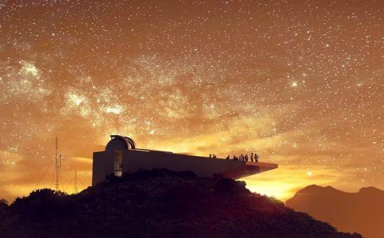 Обсерватория Троодоса будет похожа на космический корабль - Вестник Кипра