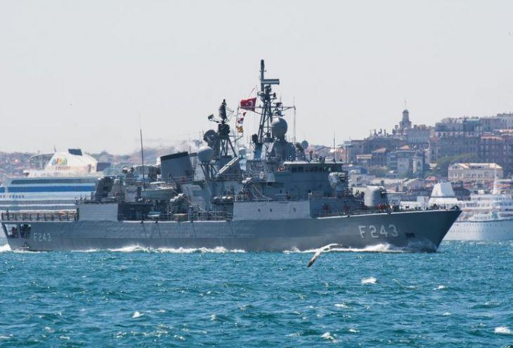 Турция хочет создать военно-морскую базу на севере Кипра