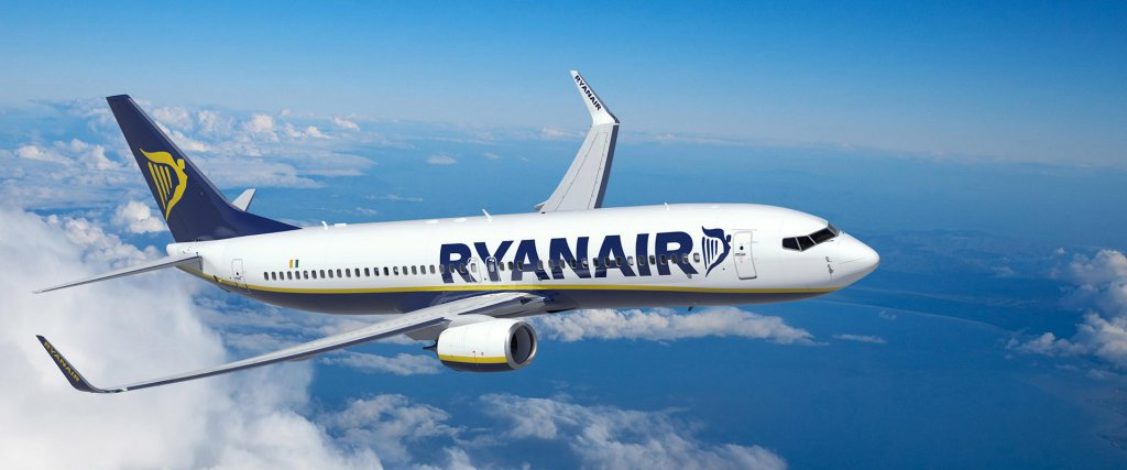 Ryanair возобновляет полеты на Кипр с 1 июля