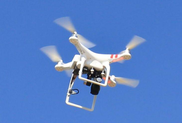 В Никосии конфискован дрон с 60 граммами марихуаны