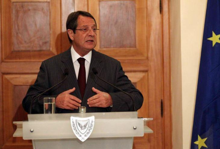 Парламент Кипра запретил быть президентом более 10 лет подряд