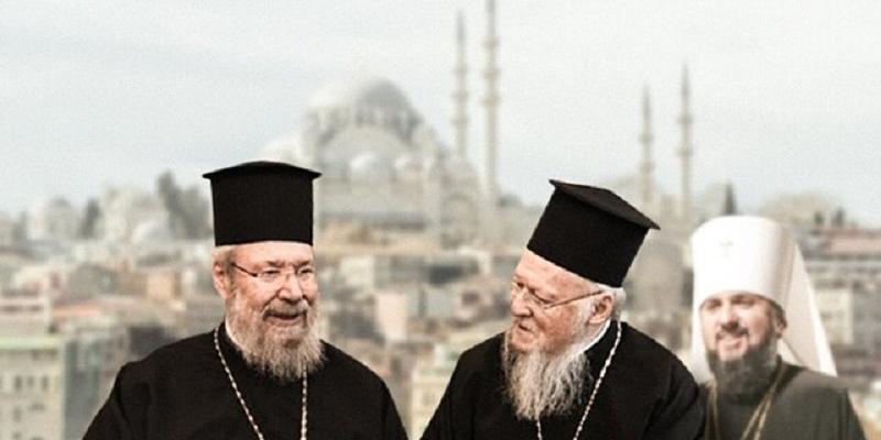 На Кипре очередной раскол. Иерархов Кипрской церкви опять поссорила Украина