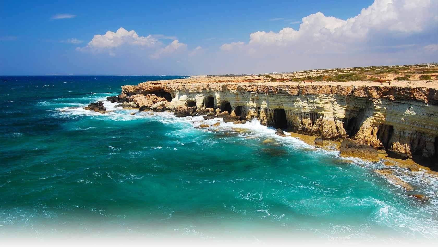 На Кипр надвигаются ливни и грозы