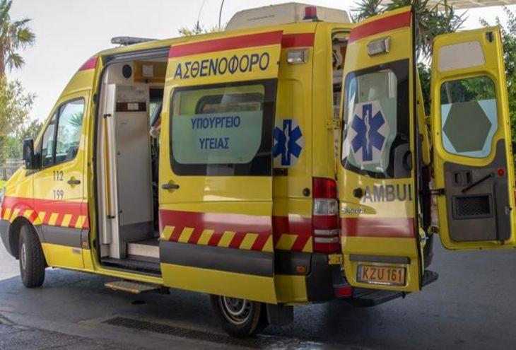 Из Центральной больницы Лимассола пропал пациент с черепно-мозговой травмой (фото)