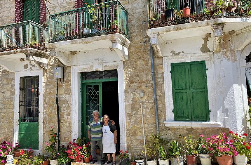 Историческая пекарня в Арсосе - Вестник Кипра