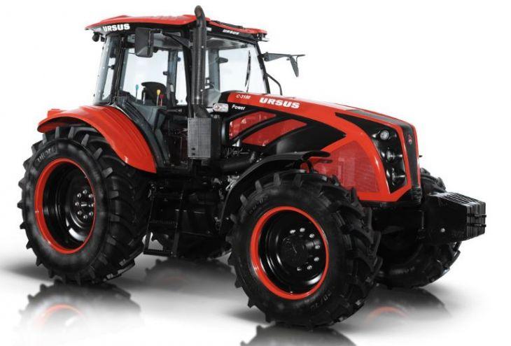 Из Польши на Кипр доставлен продавец мифического трактора