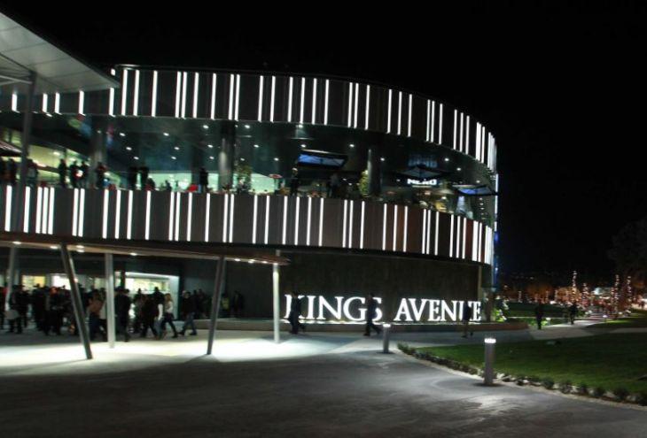 Ограблен пункт денежных переводов в Kings Avenue Mall