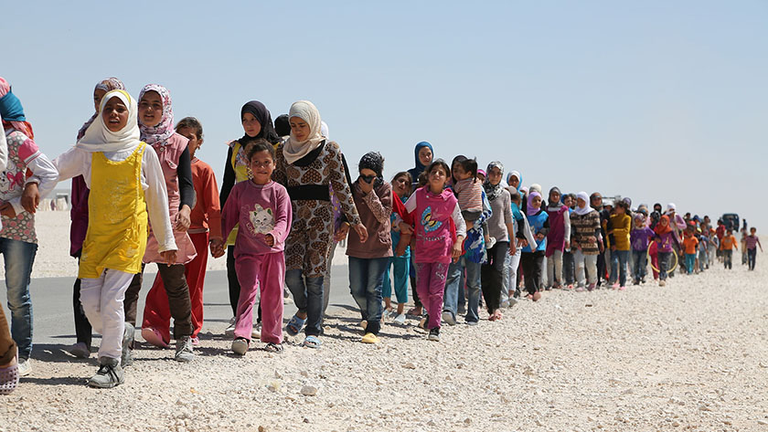 На Кипре нашли убежище 225 детей беженцев | CypLIVE
