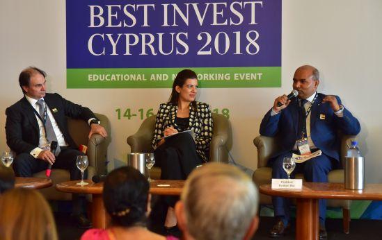 Конференция BEST INVESΤ: плодотворная встреча рабочей группы Кипр-Индия - Вестник Кипра
